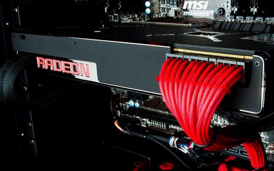 AMD radeon duo