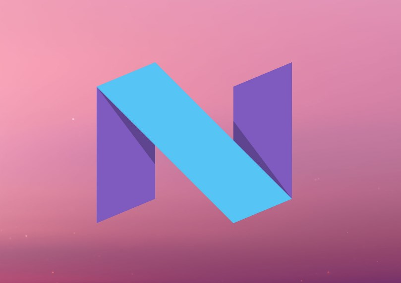 Logótipo do Android N