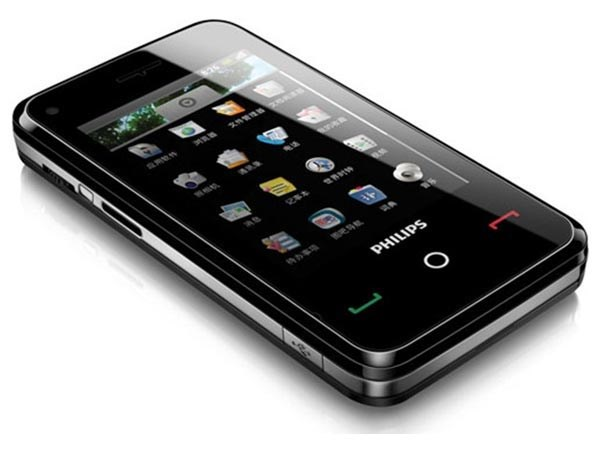 Smartphone Android da Philips