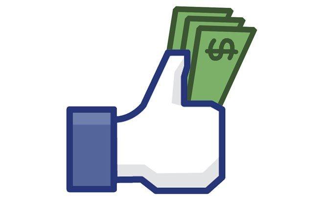Pagamentos no Facebook