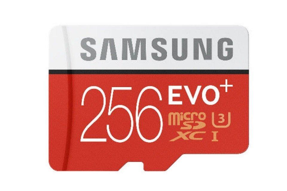 Cartão MicroSD da Samsung
