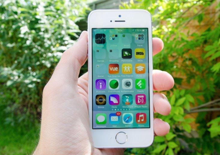 iPhone ecrã