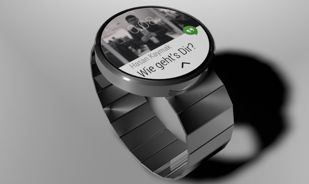 smartwatch da HTC