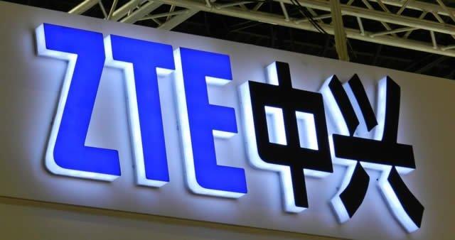 ZTE logotipo