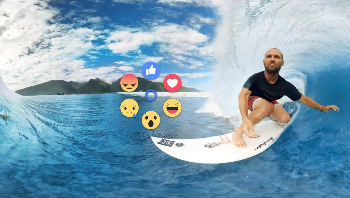 Facebook e a realidade virtual