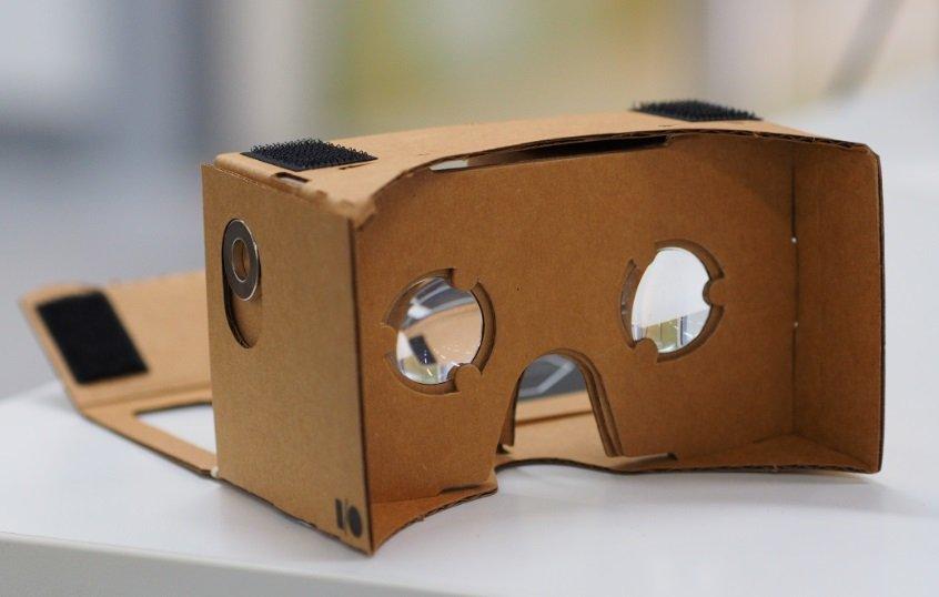 Cardboard da Google