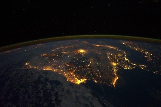 Portugal no espaço