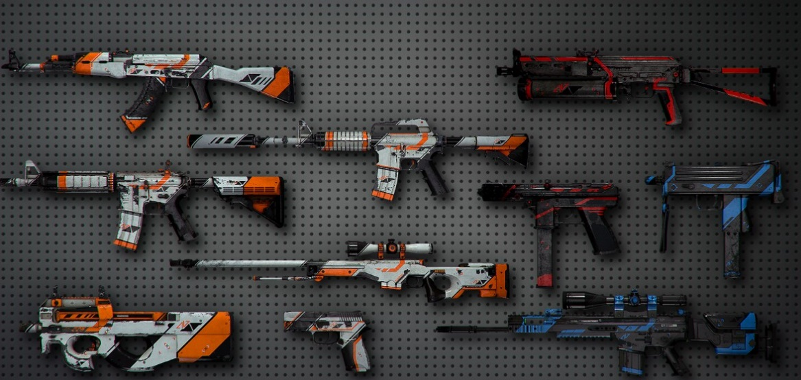 skins do CS:GO