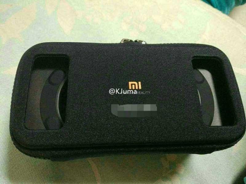 headset de realidade virtual da xiaomi