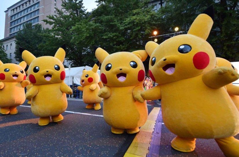 Pokémon picachu