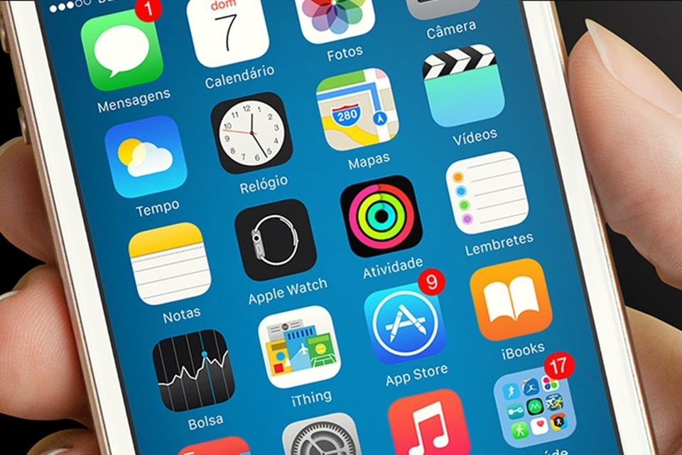 iOS no iphone