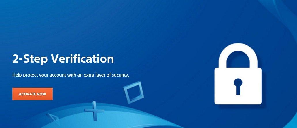autenticação em dois passos da PSN