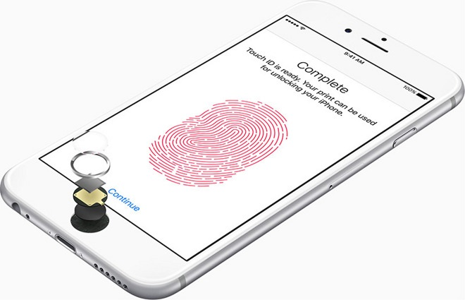 touch id da apple