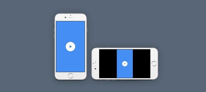 Facebook e vídeos verticais