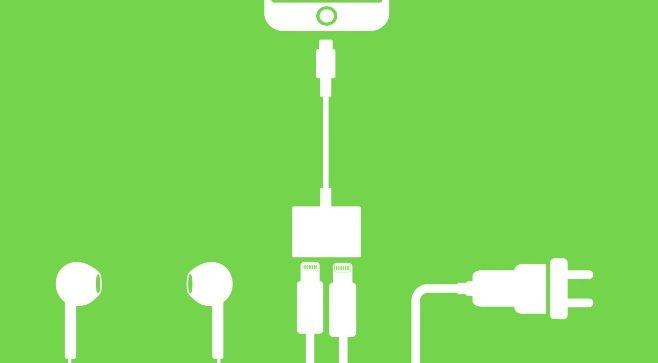 carregar e ouvir música no iPhone 7
