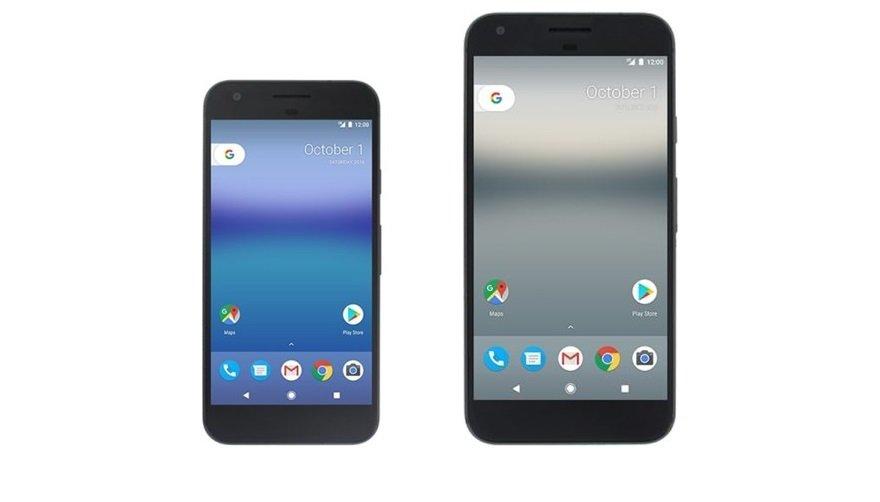pixel e pixel xl