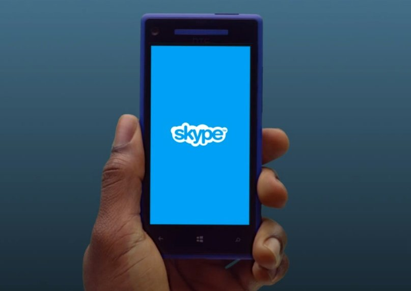 skype no Windows Phone
