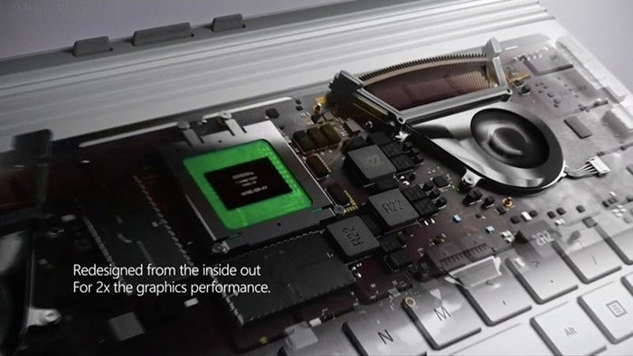 gpu do surface book i7