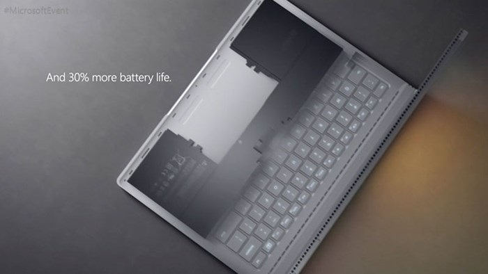 bateria do surface book