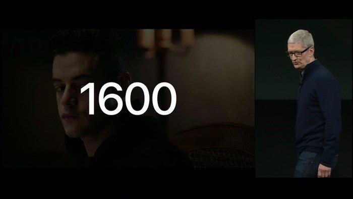 apple tv 1600 aplicações