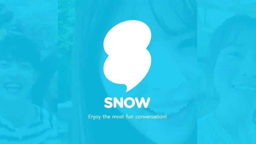 snow snapchat