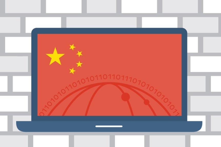 internet na china