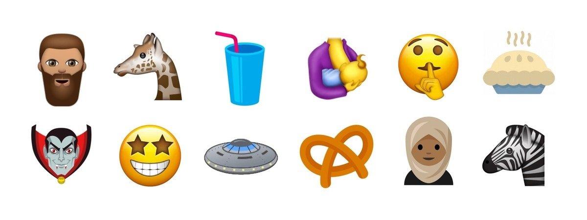 novos emojis em votação