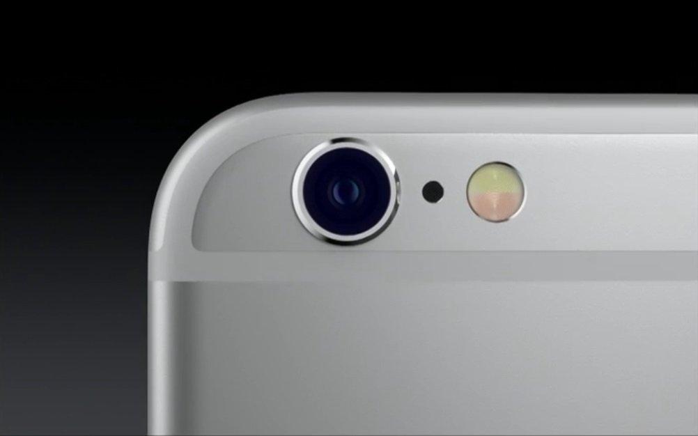 apple câmara do iPhone