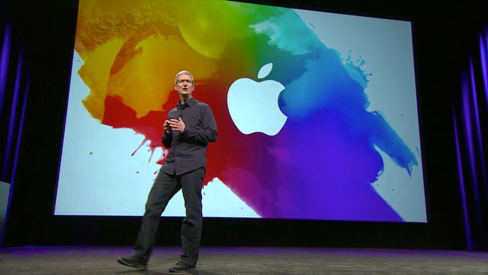 apple e tim cook