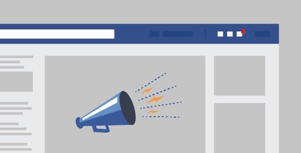facebook publicidade