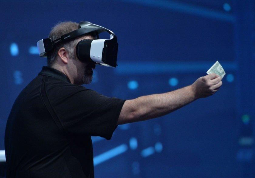intel realidade virtual