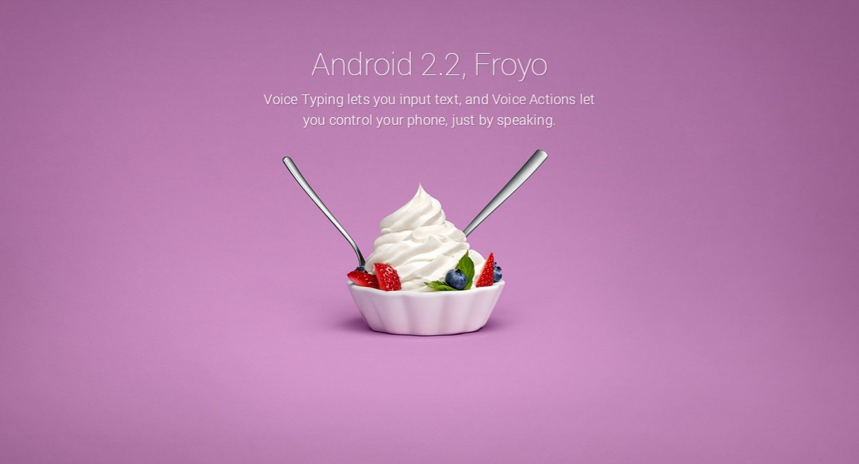 Google android froyo