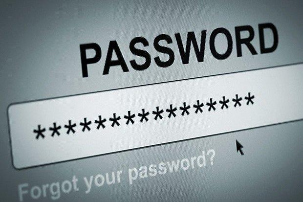 password do navegador