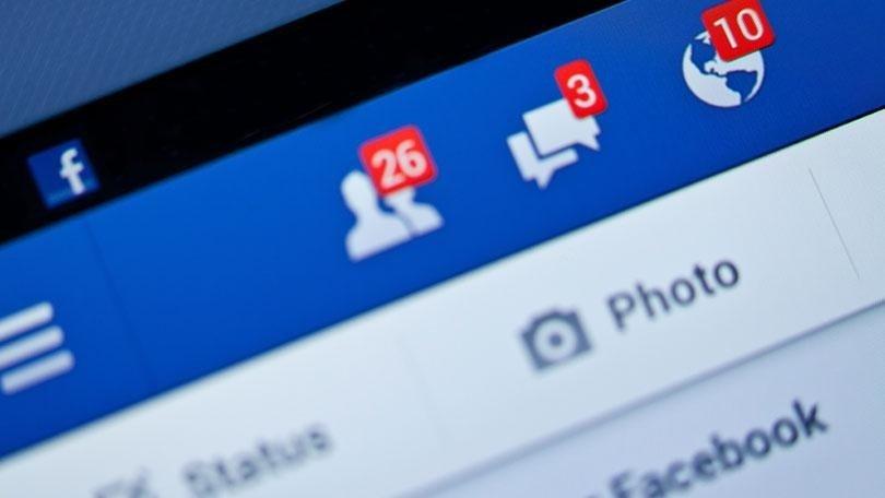 facebook notificações