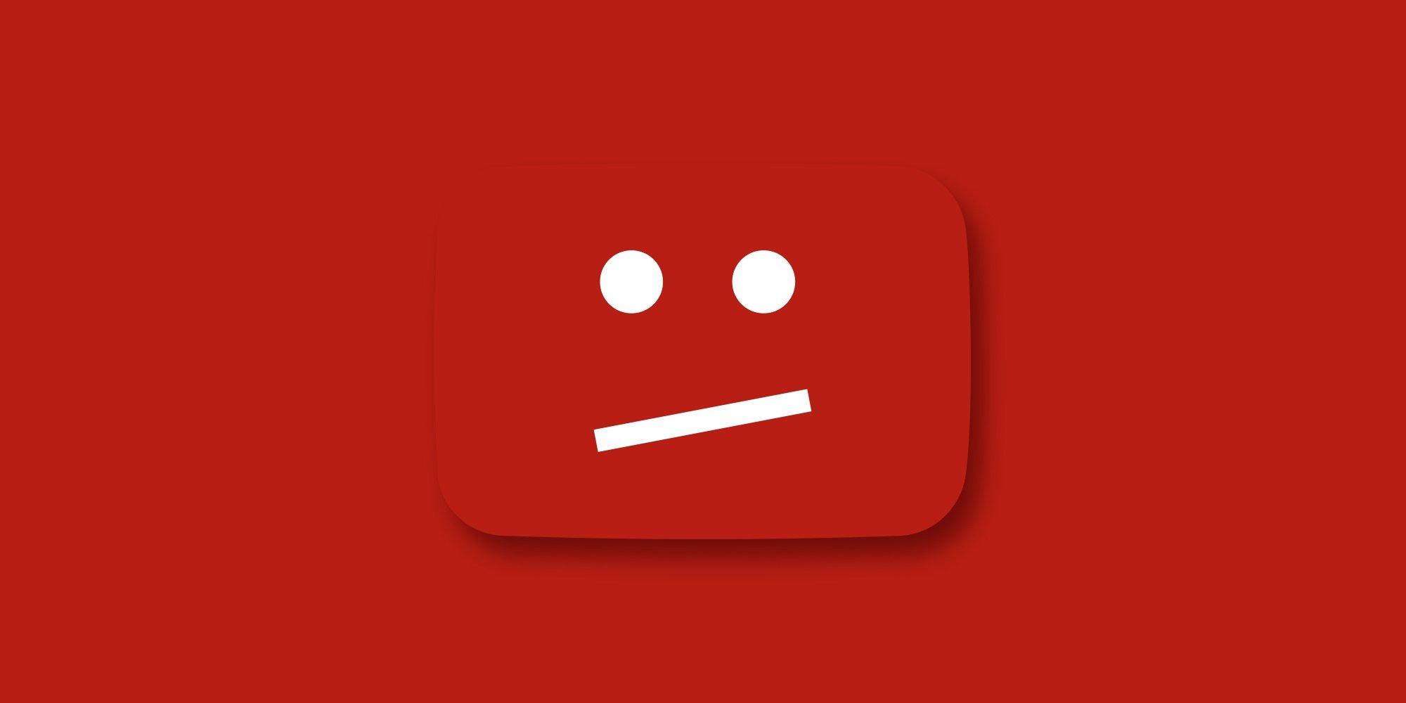 youtube erro