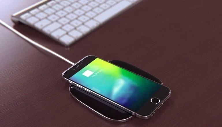 iphone sistema de carregamento sem fios