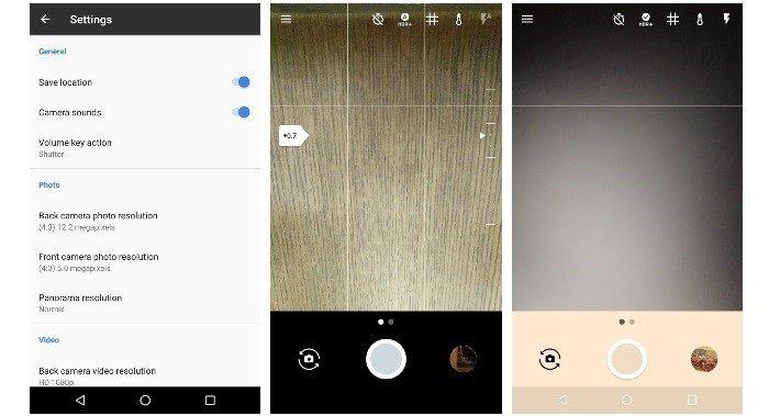 nova versão google camera