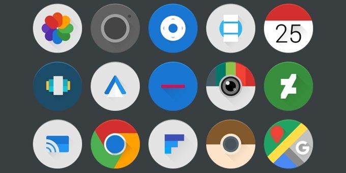 Ícones para android