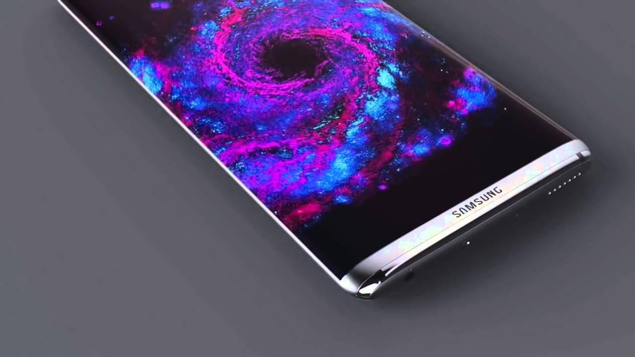 samsung galaxy s8 modelo conceito