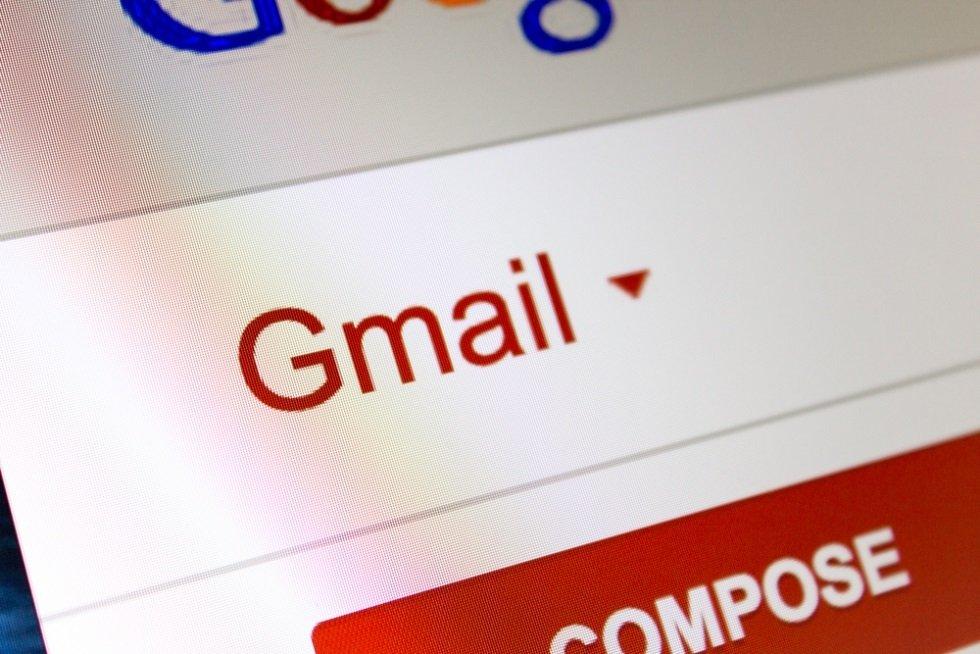 gmail caixa de entrada