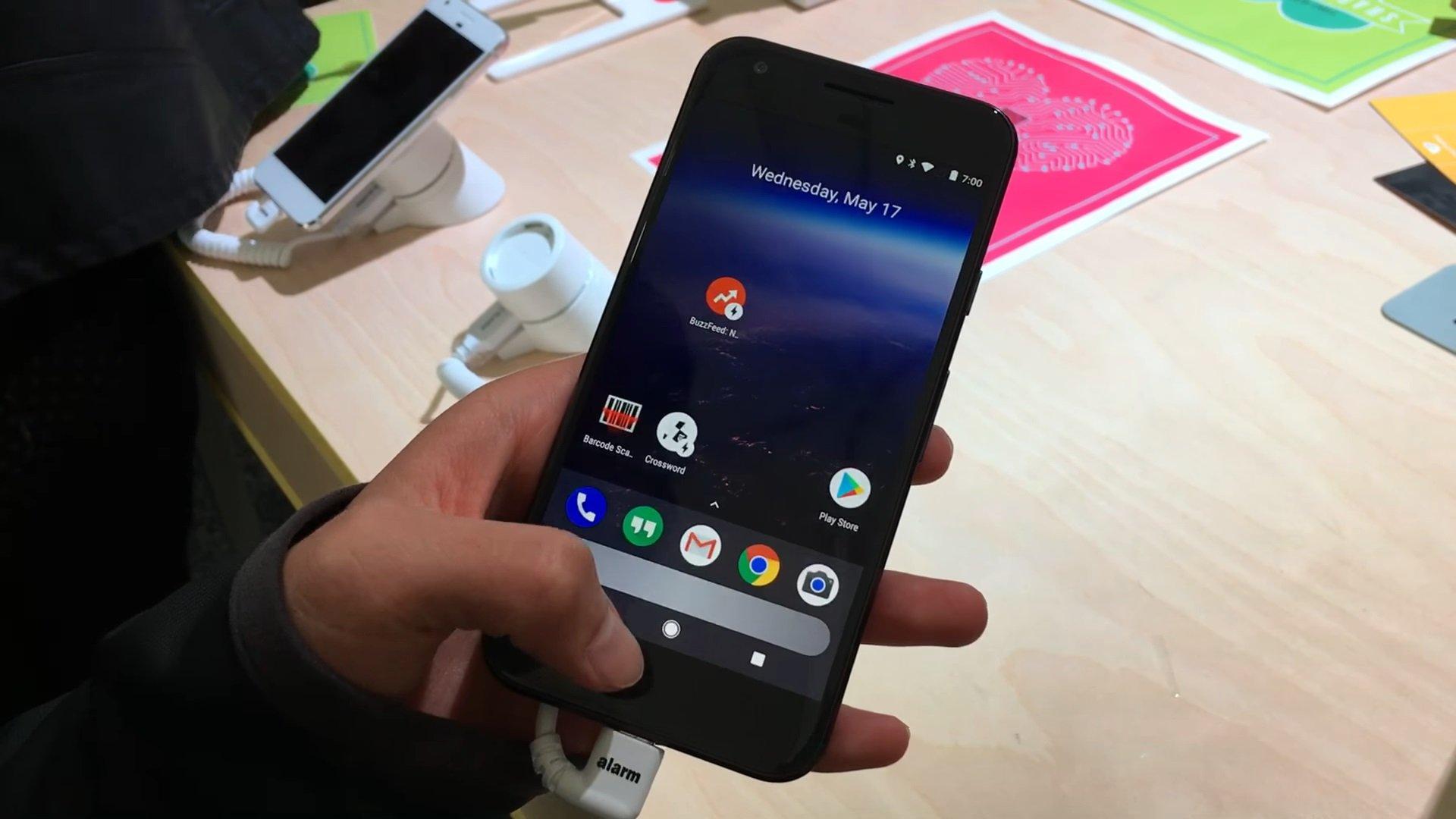 google pixel novo laucher