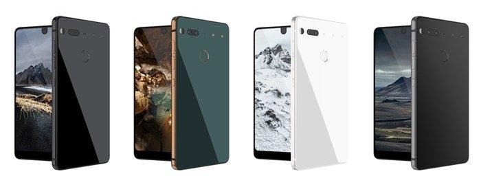 modelos do smartphone