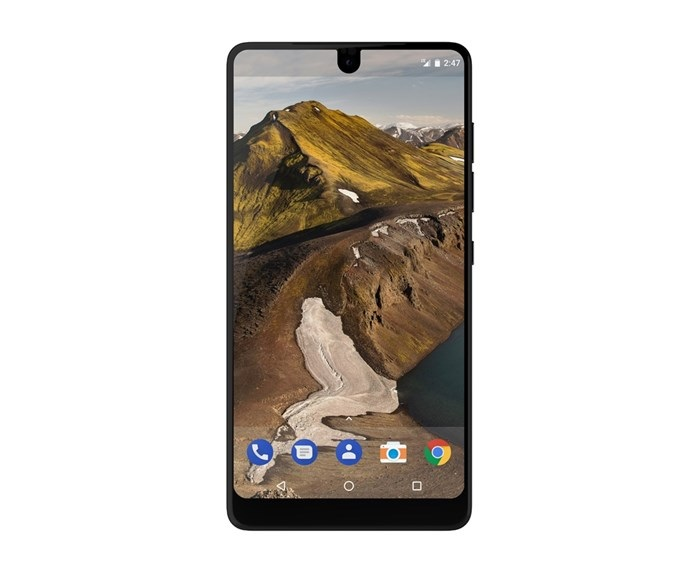 design do Essential Phone