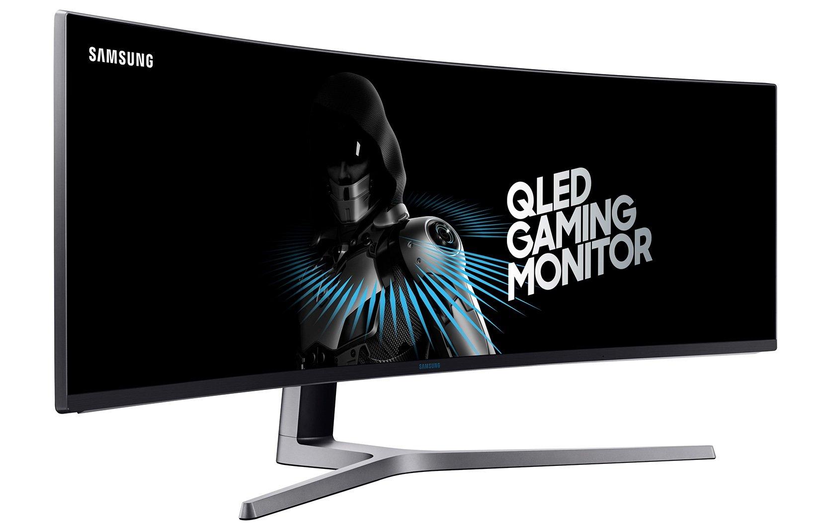 samsung monitor qled