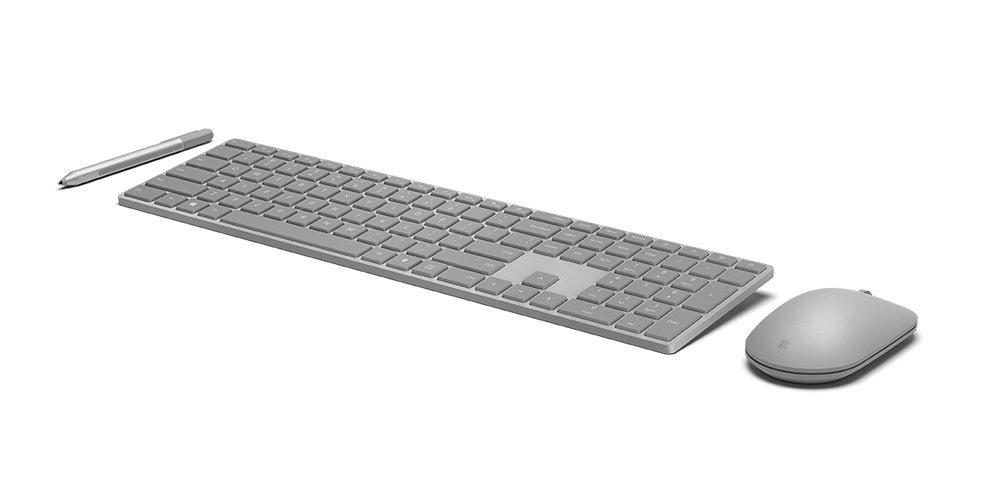 microsoft teclado com leitor impressões digitais