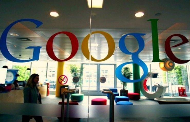 google entrada
