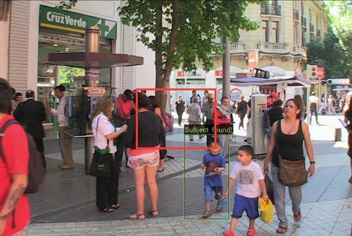 inteligência artificial pessoas desaparecidas