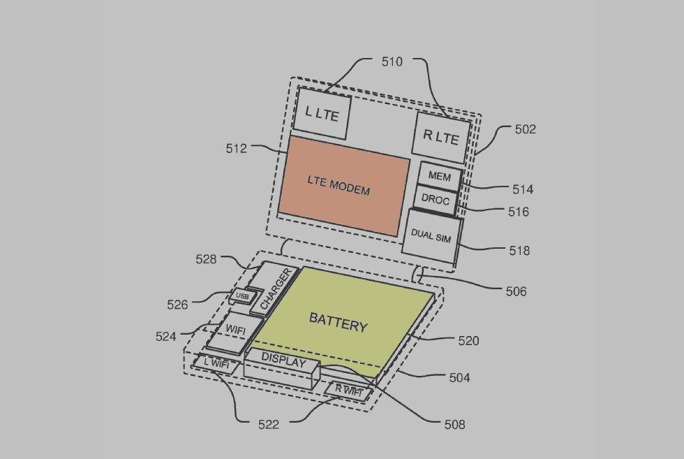 imagem da patente