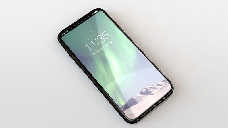 iphone 8 imagem design