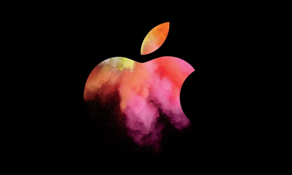 apple logo maça